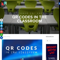 QR Codes in the Classroom — LearnMaker