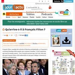 Qu'arrive-t-il à François Fillon ?