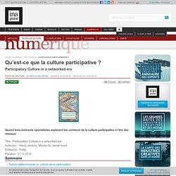 Qu'est-ce que la culture participative