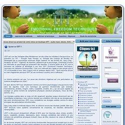 Le site consacré à l'EFT en français fondé par Caroline Dubois