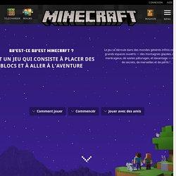 Qu'est-ce qu'est Minecraft?