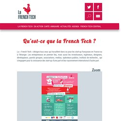 Qu'est-ce que la French Tech ?