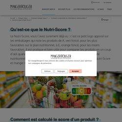 Qu'est-ce que le Nutri-Score ?