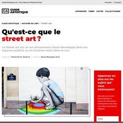 Qu'est-ce que le street art?