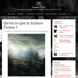 Point sur la Science-Fiction - epondyle.net