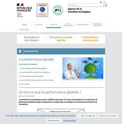 Qu'est-ce que la performance globale ?
