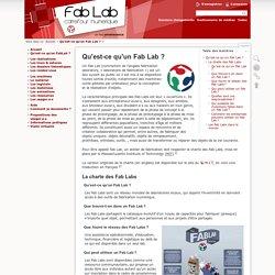 Qu'est-ce qu'un Fab Lab ?