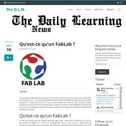 Qu'est-ce qu'un FabLab ?