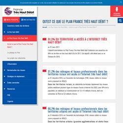 Qu'est ce que le Plan France Très Haut Débit ?