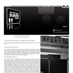 Qu'est ce que le Slam ? slam en classe ateliers de Slam Reims