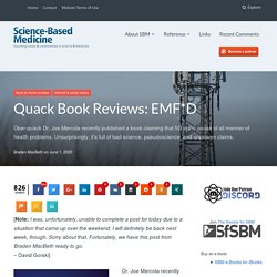 Quack Book Reviews: EMF*D