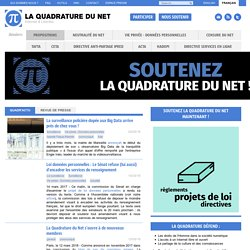 La Quadrature du Net | Internet & Libertés