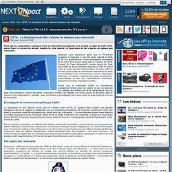 CETA : La Quadrature du Net s'alarme de signaux peu rassurants