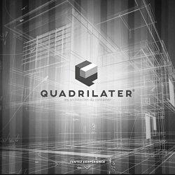 Quadrilater - Les architectes du container - maison container