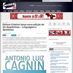 Editora Criativo lança nova edição de Os Quadrinhos - Linguagem e Semiótica