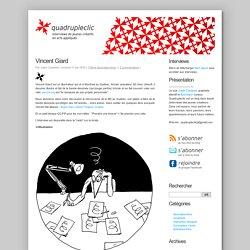 Interviews de jeunes créateurs en arts appliqués