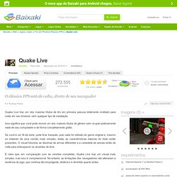Quake Live download