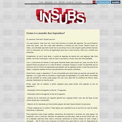 InSUBs - Qualidade é InSUBstituível!