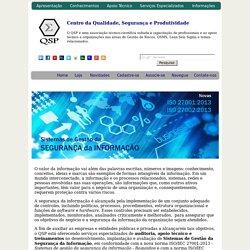 QSP - Centro da Qualidade, Segurança e Produtividade