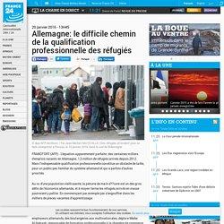 Depeche - Allemagne: le difficile chemin de la qualification professionnelle des réfugiés