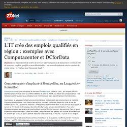 L'IT crée des emplois qualifiés en région : exemples avec Computacenter et DCforData