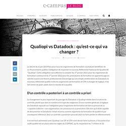 """""""RNQ – Décret qualité"""" vs Datadock : qu'est-ce qui va changer ?"""