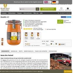 Rotes Palmöl Kaufen - Bio Qualität der Ölmühle Solling