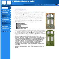 Bauelemente GmbH - Qualitätsbauelemente aus dem Erzgebirge. Türen. Treppen. Fenster.