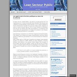 qualité service public « Lean Secteur Public