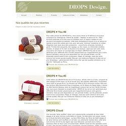 Nos qualités les plus récentes - DROPS Design