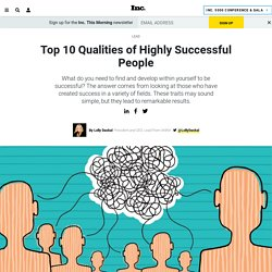 Top 10 Qualities of Highly Successful People