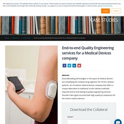 Software Testing for Healthcare Industry