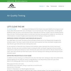 Air Quality Testing Greenville SC