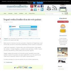 Teqpad: verifica il traffico di un sito web qualsiasi