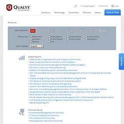 French Contacts - Qualys, Inc.