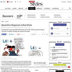 Quand les blogueurs refont Paris
