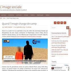 Quand l'image change de camp - L'image sociale