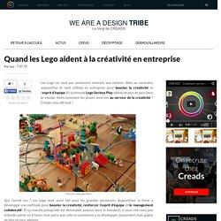 Quand les Lego aident à la créativité