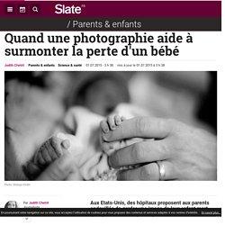 Photographier la perte d'un bébé