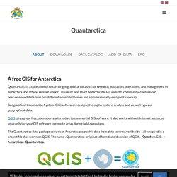 Quantarctica — Norsk Polarinstitutt