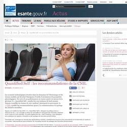 Quantified Self : les recommandations de la CNIL