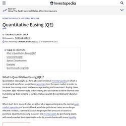 Quantitative Easing Definition