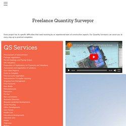 Quantity Surveying Services - The Estimating Group LTD