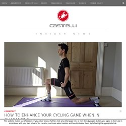 How to enhance your cycling game when in quarantine