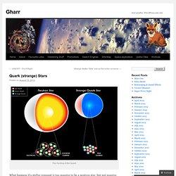 Quark (strange) Stars