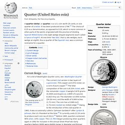 Quarter (United States coin)