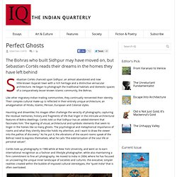 The Indian Quarterly – A Literary & Cultural Magazine – Perfect Ghosts