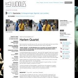 Harlem Quartet - Théâtre des Lucioles