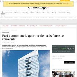 Paris: comment le quartier de La Défense se réinvente