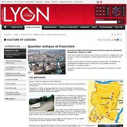 Quartier antique et Fourvière- Site Officiel de la Ville de Lyon